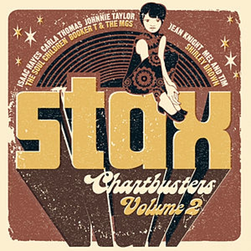 Stax Chartbusters, Vol. 2 by Various Artists
