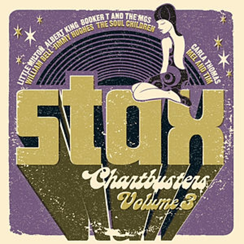 Stax Chartbusters, Vol. 3 by Various Artists