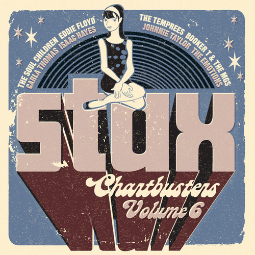 Stax Chartbusters, Vol. 6 by Various Artists