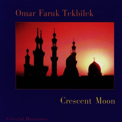 Crescent Moon by Omar Faruk Tekbilek