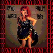 Ripley's Music Hall, Philadelphia, November 29th, 1983 (Doxy Collection, Remastered, Live on Fm Broadcasting) von Cyndi Lauper