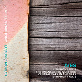Ives: Symphonies Nos. 3 & 4, The Unanswered Question & Central Park in the Dark by Various Artists