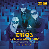 Vox balaenae: Trios for Flute, Cello & Piano by Trio Wiek