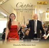 Chopin: Piano Concertos Nos. 1 & 2 by Ekaterina Litvintseva