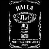 Halla (feat. Adam) by MJ