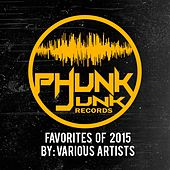 Favorites of 2015 - EP by Various Artists