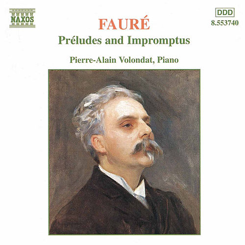 Préludes and Impromptus by Gabriel Faure