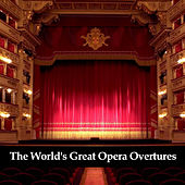 The World's Great Opera Overtures by Utah Symphony Orchestra