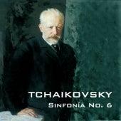 Tchaikovsky, Sinfonía No. 6 by Simfonični Orkester RTV Ljubljana