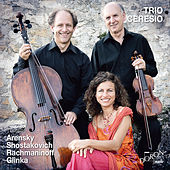 Romantic Russian Piano Trios by Trio Ceresio
