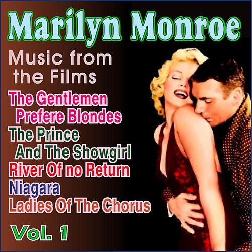Music from the Films Vol. 1 by Marilyn Monroe