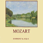 Mozart, Symphony No. 40 & 41 by The London Philharmonia Orchestra