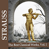 Strauss: The Best Classical Works, Vol. I by Wiener Volksopernorchester