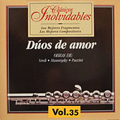 Clásicos Inolvidables Vol. 35, Dúos de Amor by Various Artists