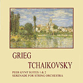 Grieg, Tchaikovsky, Peer Gynt Suites 1 & 2, Serenade for String Orchestra by Symphonieorchester Amsterdam