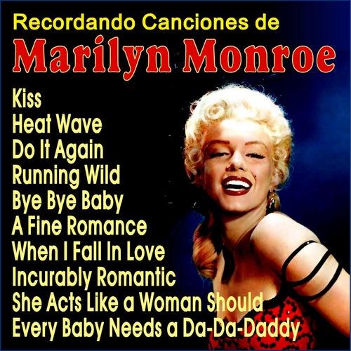 Recordando Canciones by Marilyn Monroe