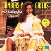 Cumbias y Gaitas de Colombia, Vol. 2 by Various Artists