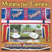 Musica Pal Camino, Canciones Aguardienteras, Vol. 2 by Various Artists