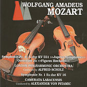 Wolfgang Amadeus Mozart by Camerata Labacensis