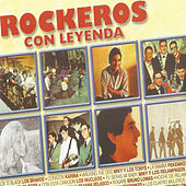 Rockeros Con Leyenda by Various Artists