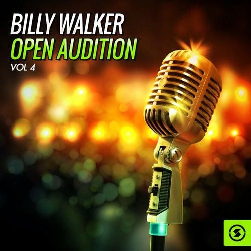 Billy Walker Open Audition, Vol. 4 by Billy Walker
