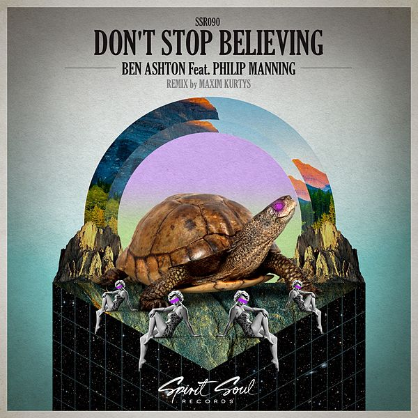 Don't Stop Believing (feat. Philip Manning) (Single) by ...
