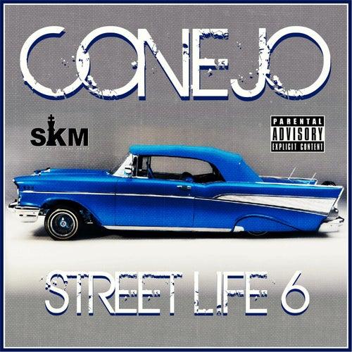Street Life 6 by Conejo