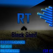 Black Shed by Rt