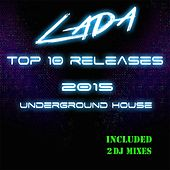 LADA's Top 10 - 2015 by Various Artists