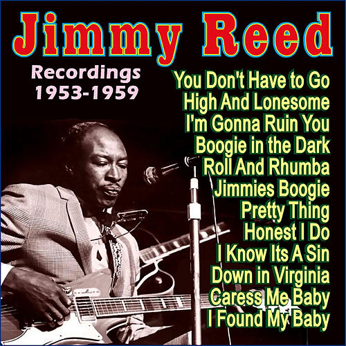 Recordings 1953-1959 by Jimmy Reed