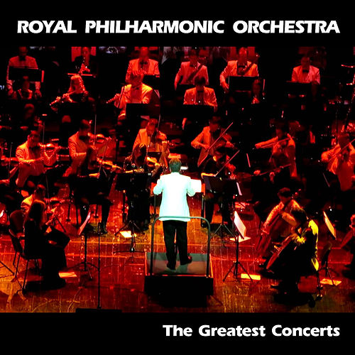 The Greatest Concerts von Royal Philharmonic Orchestra