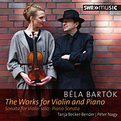 Bartók: Works for Violin & Piano by Various Artists