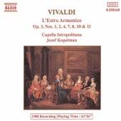 L'Estro Armonico by Antonio Vivaldi