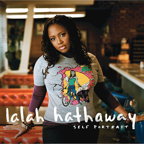 Self Portrait by Lalah Hathaway