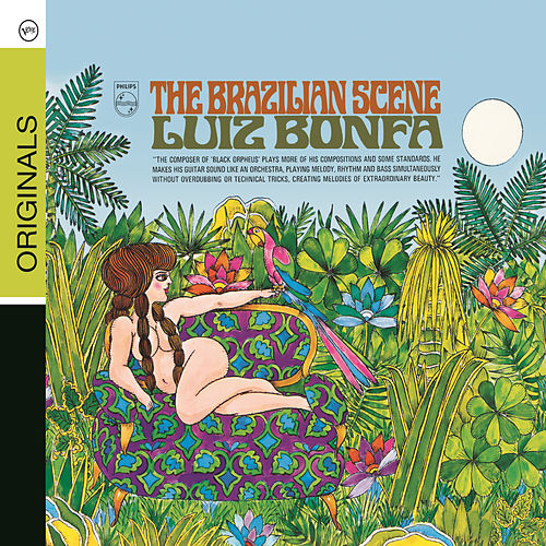 The Brazilian Scene by Luiz Bonfá