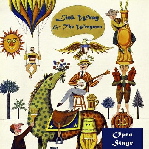 Open Stage von Link Wray
