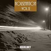 HouseNation, Vol. 2 - EP by Various Artists