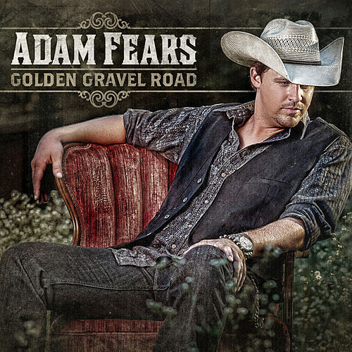 Golden Gravel Road by Adam Fears