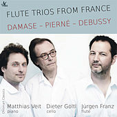 Flute Trios from France by Jürgen Franz