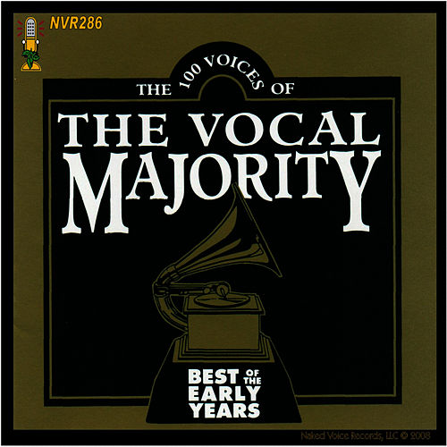 Best of the Early Years by The Vocal Majority Chorus