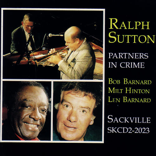 Partners in Crime by Ralph Sutton