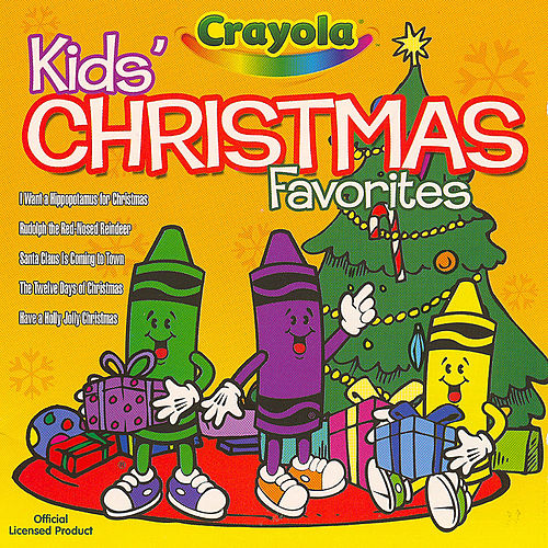 Christmas Favorites by Crayola Kids