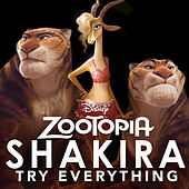 Try Everything by Shakira