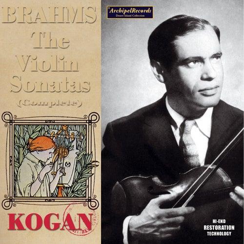Brahms: The Complete Violin Sonatas by Leonid Kogan