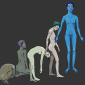 Ardipithecus by Willow