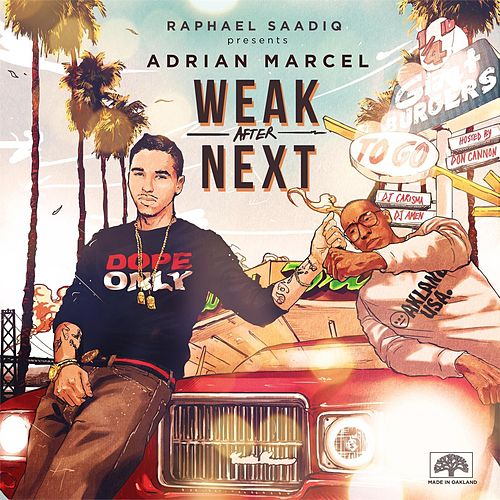 Weak After Next Reloaded by Adrian Marcel