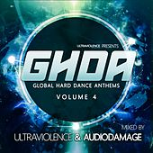 Global Hard Dance Anthems, Vol. 4 - EP by Various Artists