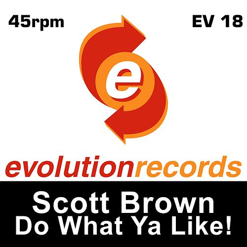Do What Ya Like! by Scott Brown
