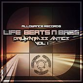 Life, Beats & Bass: D'N'B Antics, Vol. 1 - EP by Various Artists