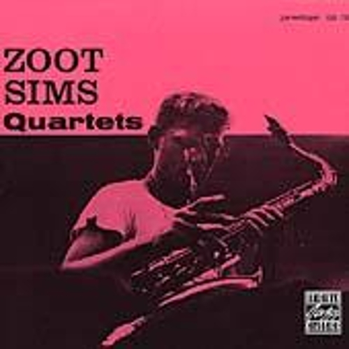 Quartets by Zoot Sims